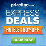 Express deals priceline hotels