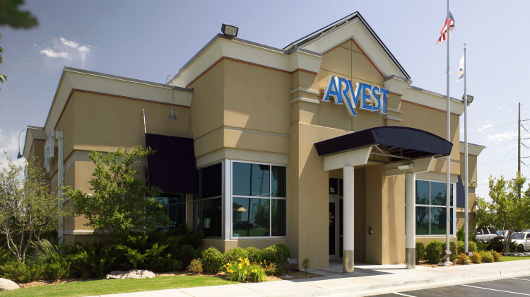 Arvest Bank Promotions