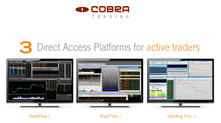 Cobra Trading Promotions