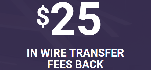 TradeKing $25 Wire Fees Bonus