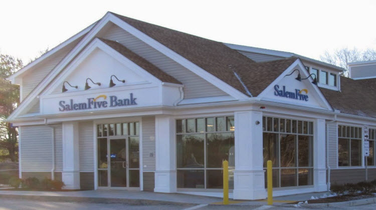 Salem Five Bank Promotions