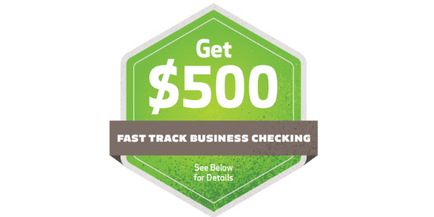 Huntington $500 Business Checking Offer