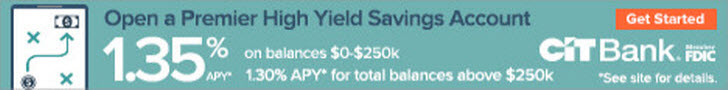 CIT Premier High Yield Savings Offer