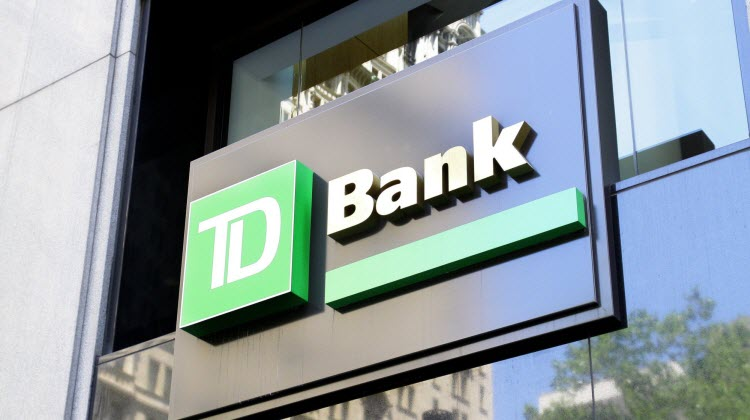 how to get info on bank acocunt td bank