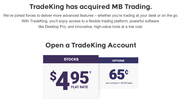 MB Trading Promotions