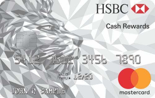 HSBC Cash Rewards Card