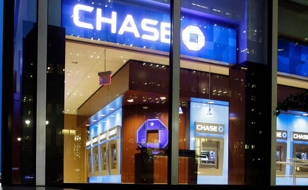 Chase Shire Checking Account Cash